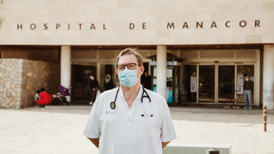 Bernardo García de la Villa: «La pandemia es real. Hay que ser solidario y poner cada uno de su parte para frenar los contagios»