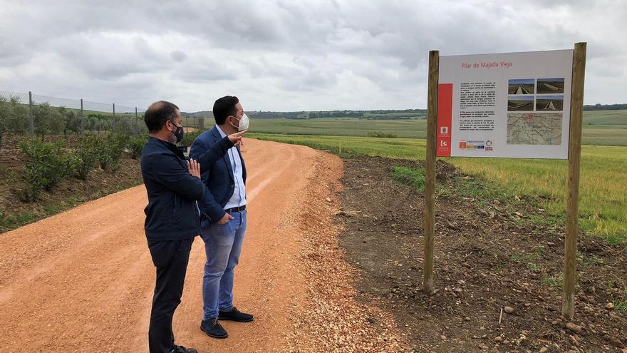 La Diputación invierte 74.000 euros en infraestructuras rurales de Guadalcázar