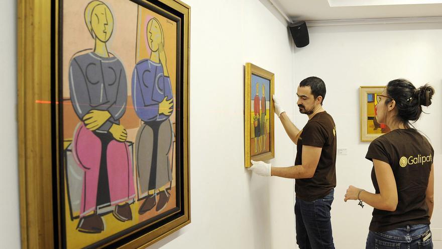 La Fundación Luis Seoane realizará un inventario de la obra del artista