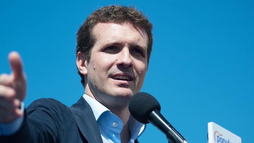 Casado prepara cambios en la lista europea con varios exministros de Rajoy