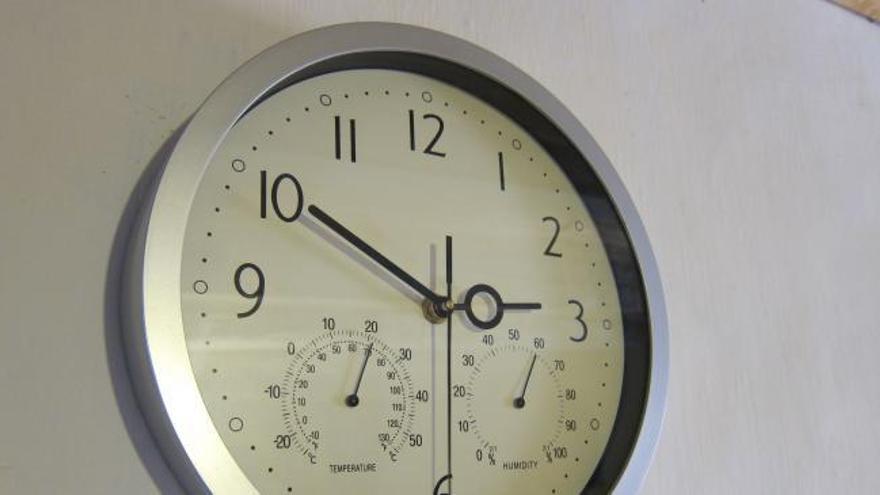 ¿Cuándo es el cambio de hora 2020 de verano a invierno?