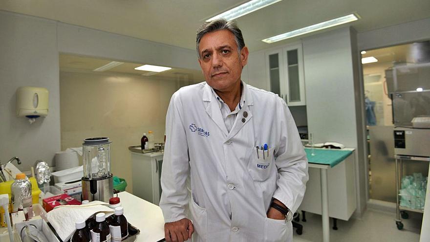 """""""En el CHOP elaboramos el medicamento para un ensayo sobre el coronavirus"""""""