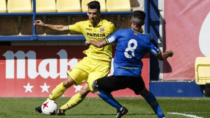 El Villarreal B empata sin goles en Fuenlabrada