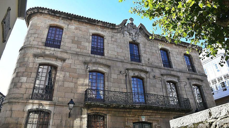 El valor de una séptima parte de la Casa Cornide alcanza los 700.000 euros