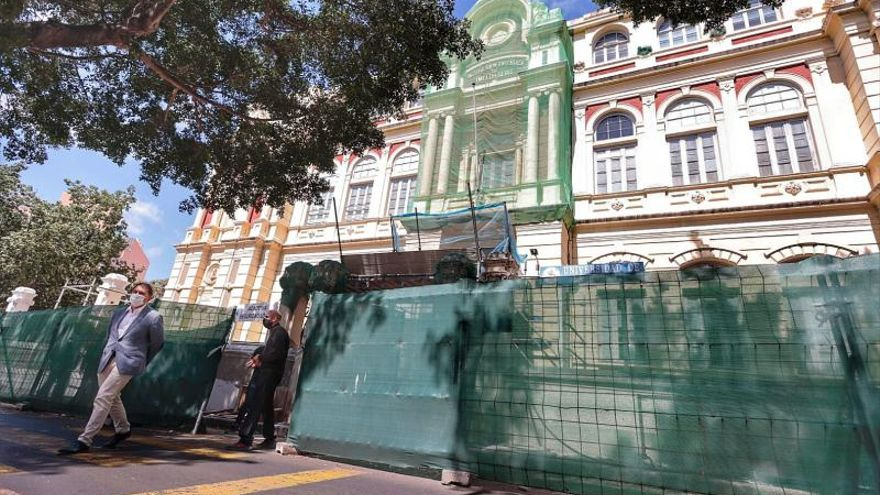 La rehabilitación integral de la antigua Escuela de Comercio costará 3 millones