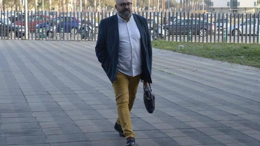 El PP pide a Puig la destitución de Nomdedéu por acusar a Rajoy de crear pruebas falsas