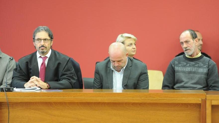 Cuenca y Valentin, condenados a 34 años de cárcel por el caso Visser