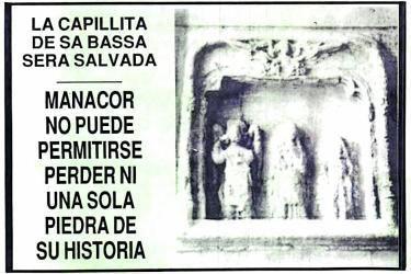 Titular de la revista 'Perlas y Cuevas', el 16 de enero de 1992.