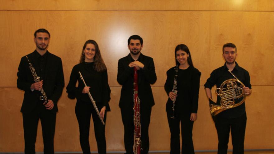 Concierto de Da Capo quinteto