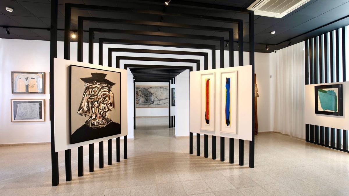 El recién inaugurado LÔAC, centro de arte contemporáneo de Alaior, con la colección de obras más importante.