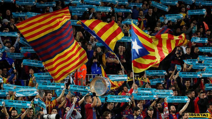 El 'no' a la independència de Catalunya creix fins al 48,7% superant el 44,9% a favor del 'sí', segons el CEO