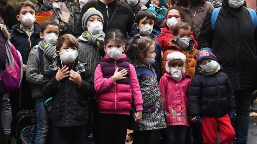 Los padres del Ramón de la Sagra avivan las protestas contra las obras en el colegio