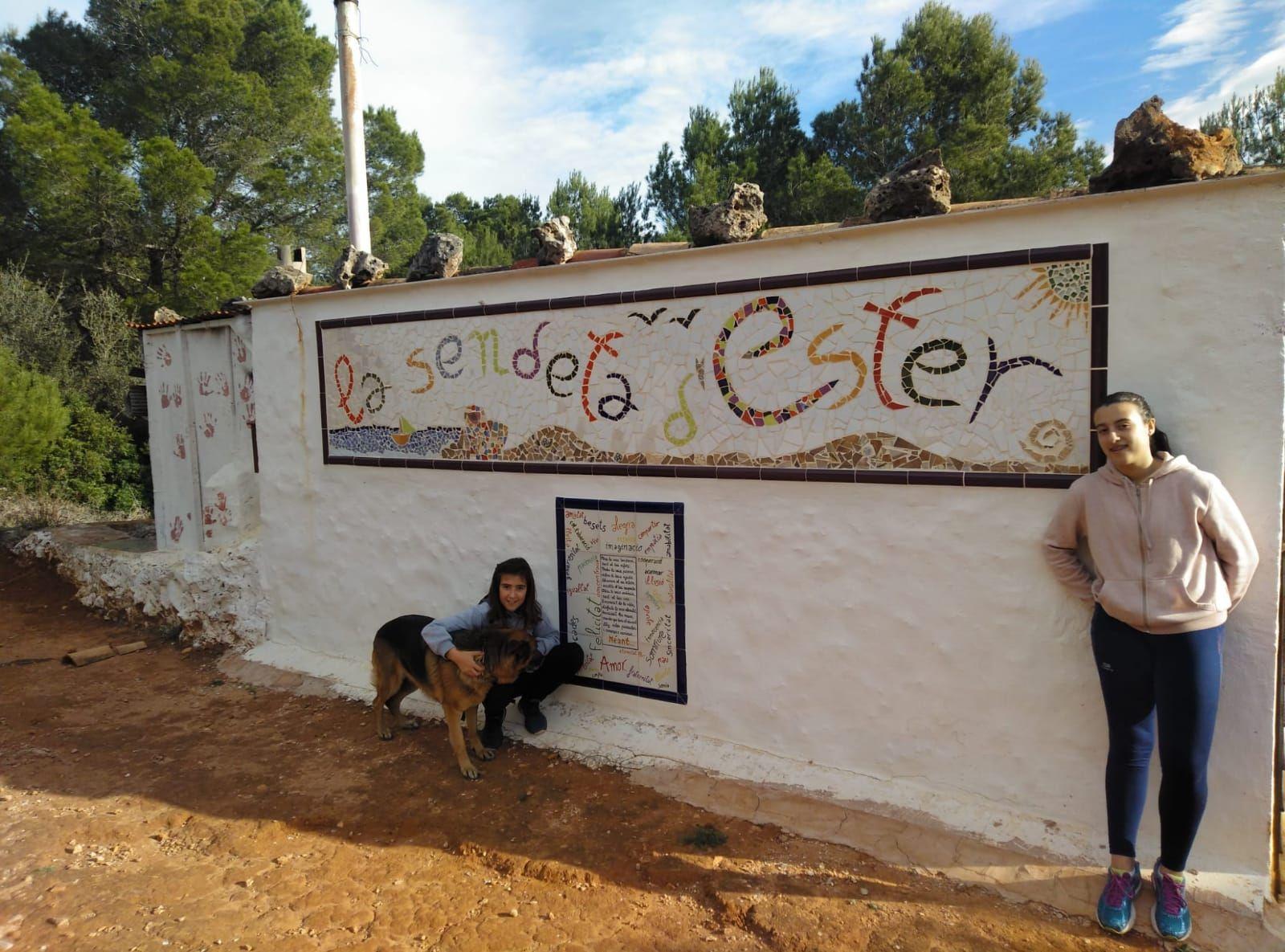 La Sendeta d'Ester en Tavernes de la Valldigna