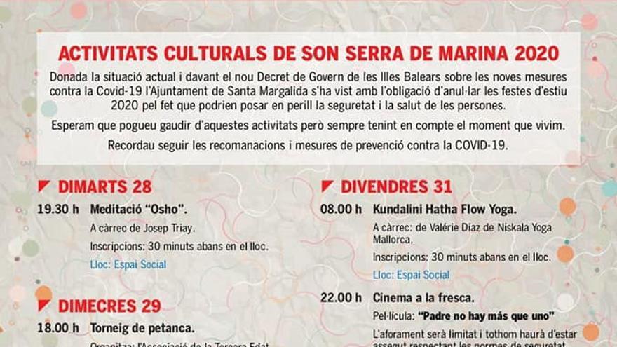 Festes de Son Serra de Marina - 1 d'agost