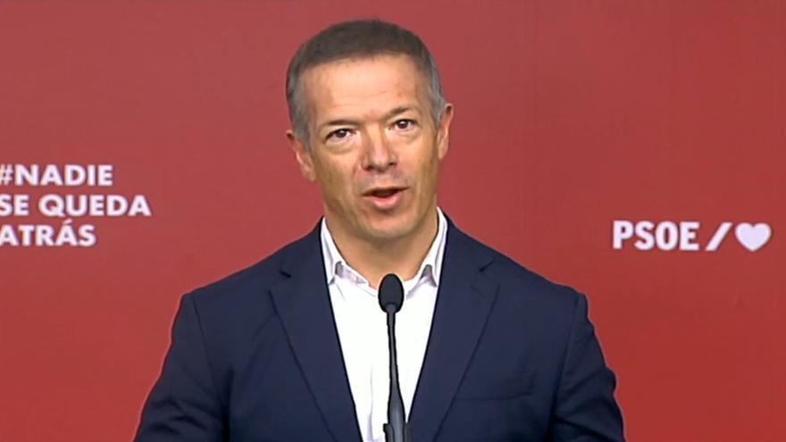 El PSOE apuesta por mejorar la ley sobre libertad de expresión, sin ceder al chantaje de la violencia