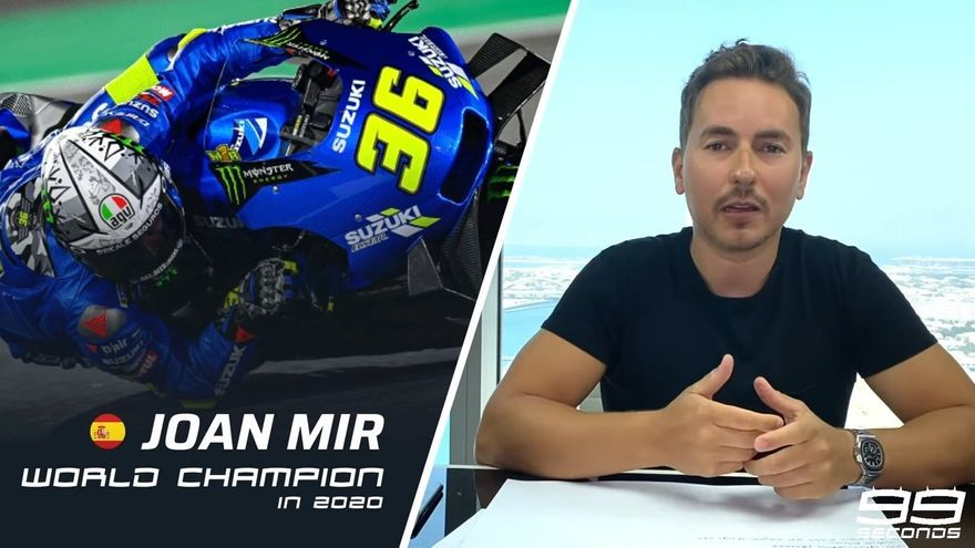 Jorge Lorenzo vuelve al Mundial como analista de MotoGP