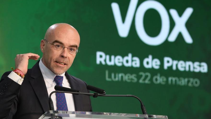 """Vox lleva al Constitucional la Ley de Salud de Galicia porque """"impone la vacunación"""""""