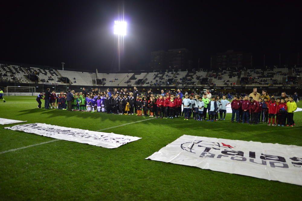 FC Cartagena - CSK Moscú