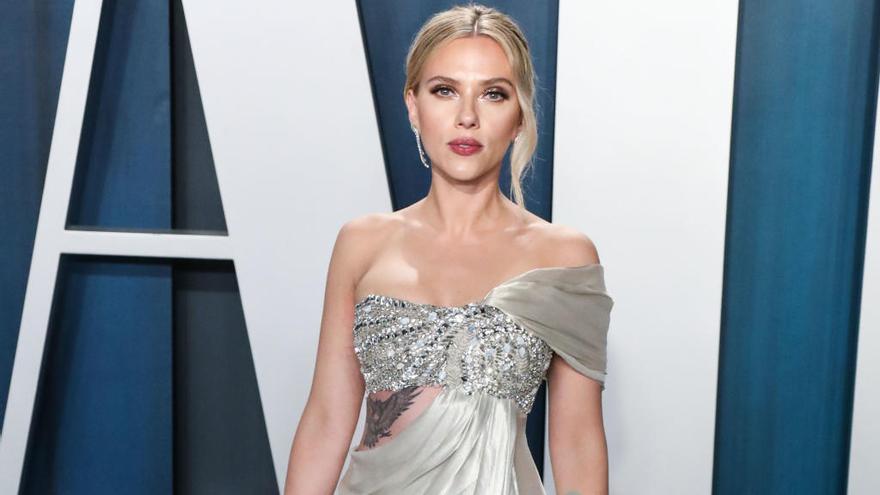 El vídeo de Scarlett Johansson que revela un gran 'top secret'