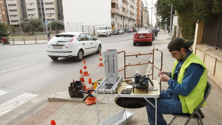 La cobertura de fibra óptica crece el 282% en una provincia 'digitalizada'