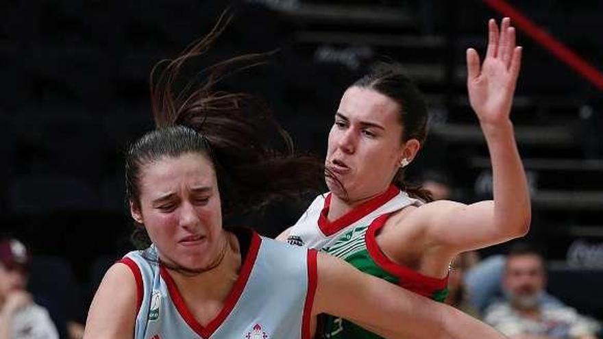 María Barneda refuerza la dirección de juego en el Celta Zorka