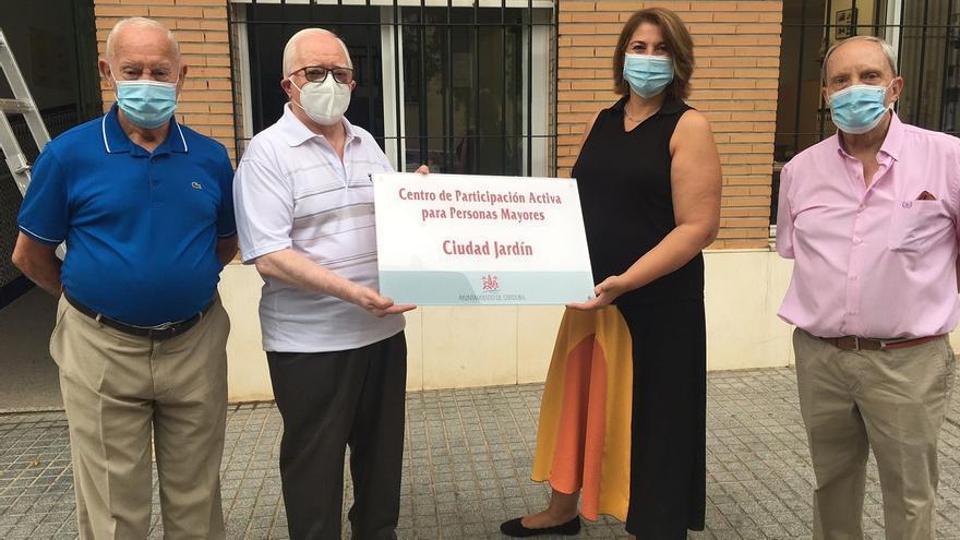 El Ayuntamiento de Córdoba reabre todos los centros de mayores a partir del 15 de septiembre