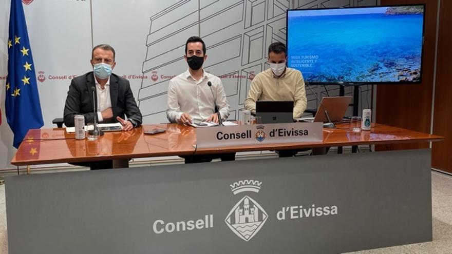 El Consell impulsa un proyecto para controlar con cámaras el aforo de 33 playas de Ibiza