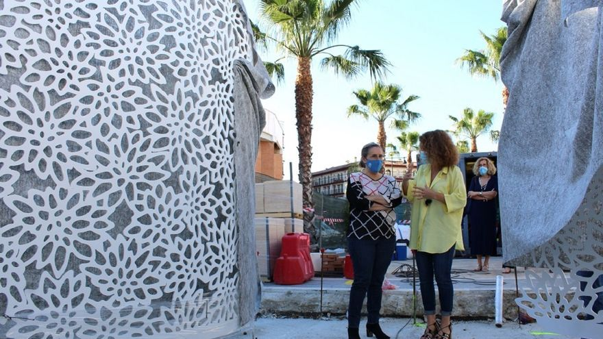 Fuengirola dedica un espacio en recuerdo de Leonor Muñoz y de todas las víctimas de violencia de género