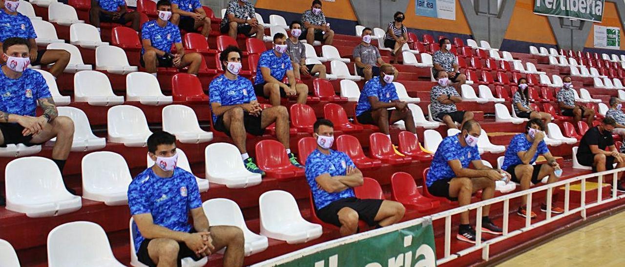 Inquietud en el Fertiberia BM Puerto ante el retraso en el inicio de la liga