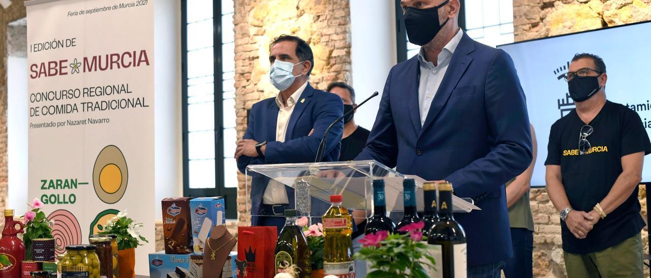 'Sabe a Murcia', el primer concurso regional de comida tradicional, llega esta Feria de Septiembre