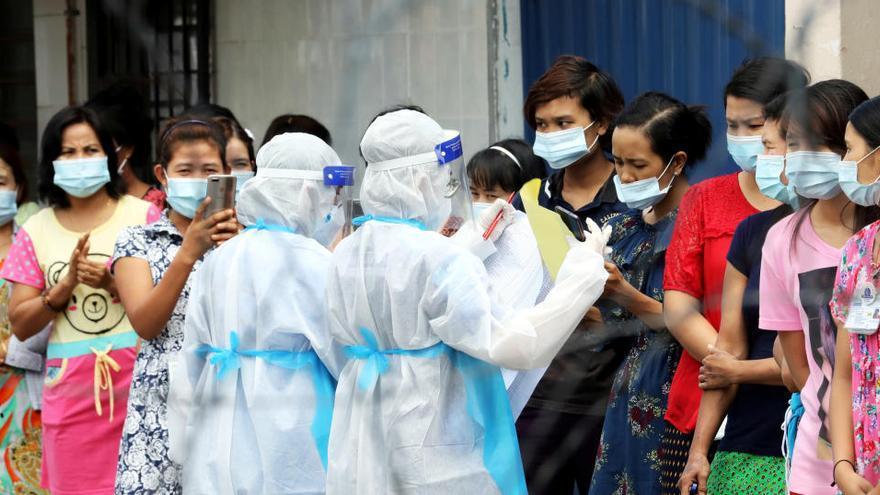 La pandemia del coronavirus bate récord de muertes en el mundo: 12.785 en 24 horas