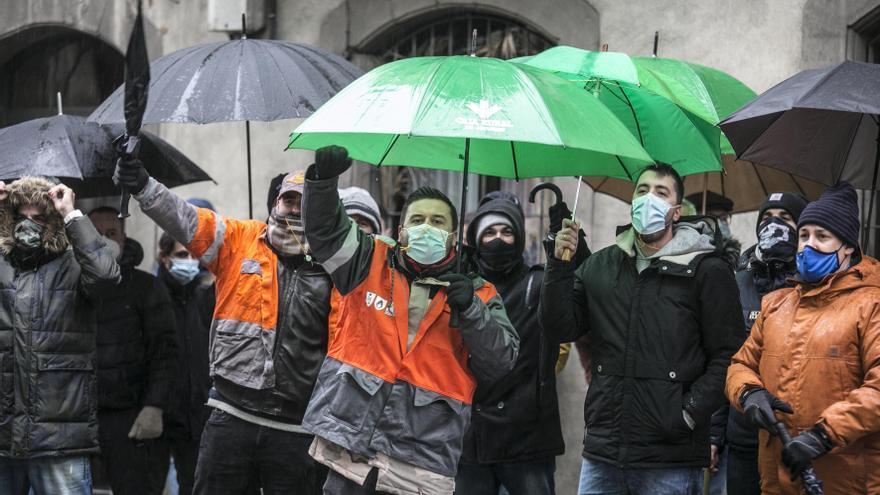 El intento por salvar a la acería de Arcelor en Gijón, abocado al fracaso