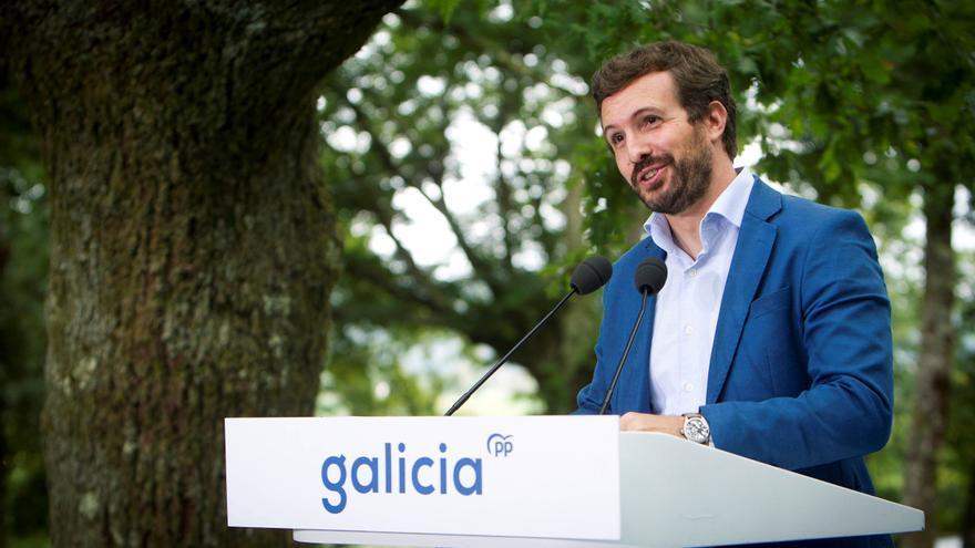 Casado abre el curso político llamando mentiroso a Sánchez y pidiendo el cese de Marlaska