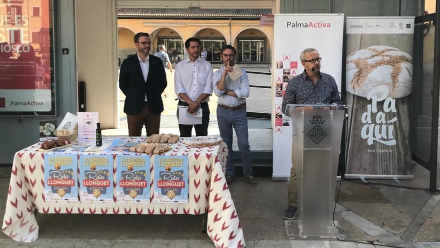 38 hornos de Palma participan en la Ruta del Llonguet a partir del próximo miércoles