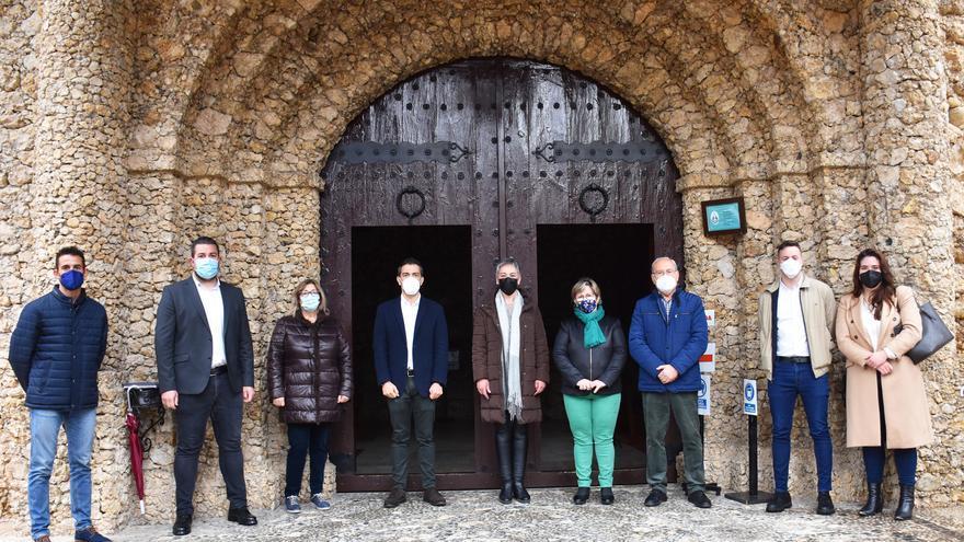 El proyecto 'Calasparra Smart City' busca apoyo en Europa