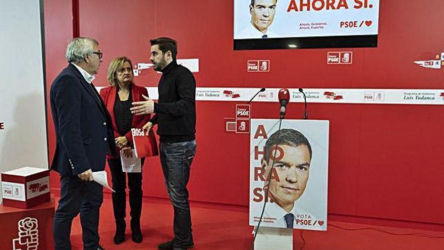 """El PSOE de Zamora cree que """"votar a Unidas Podemos en Zamora puede ser bueno para Vox"""""""