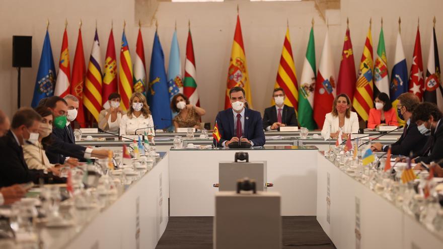 El menú de la Conferencia de Presidentes con jamón de Guijuelo y lechazo