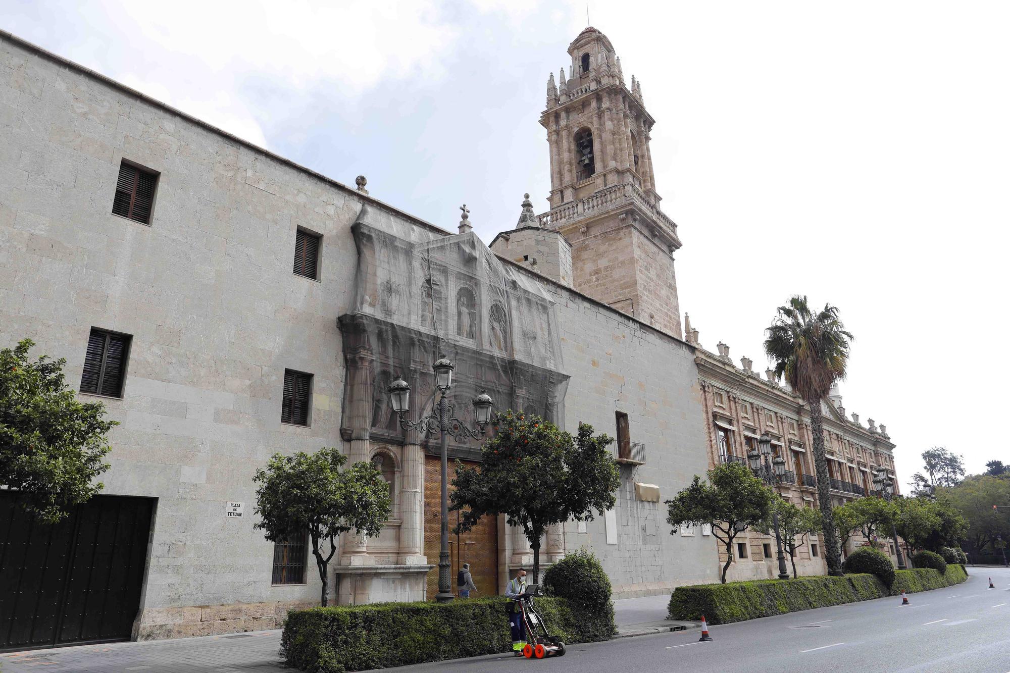 Iglesia Castrense de Santo Domingo
