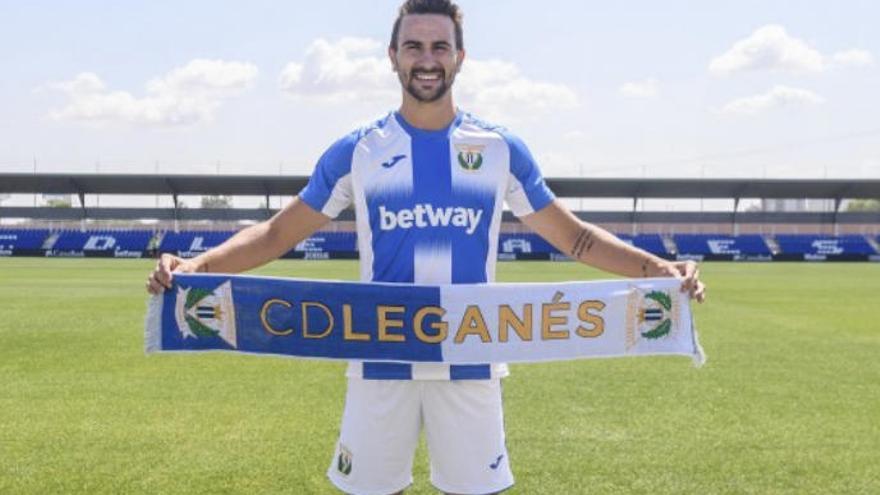 Muñoz se decanta por el Almería y Rivera va cedido al Leganés