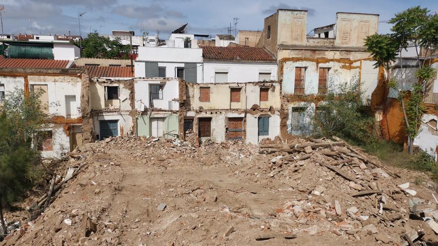 El ayuntamiento aún no sabe qué dotación pública irá en Eugenio Hermoso
