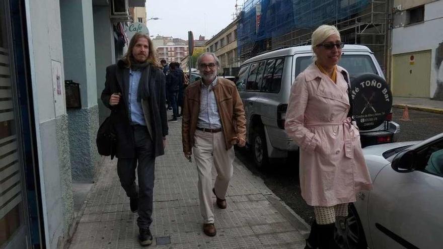 Llamero dimite como líder de Podemos en Zamora tras la refundación de Vistalegre II