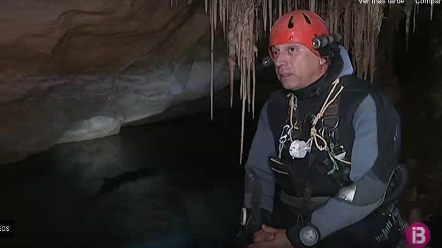 Las cuevas del Drac están conectadas con el mar