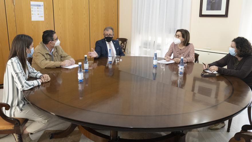 Diputación propone proteger y regenerar el litoral de Castellón con fondos europeos