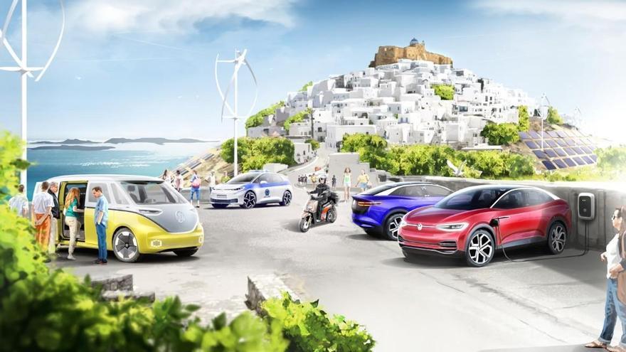 El Grupo Volkswagen y Seat crearán una isla inteligente y electrificada