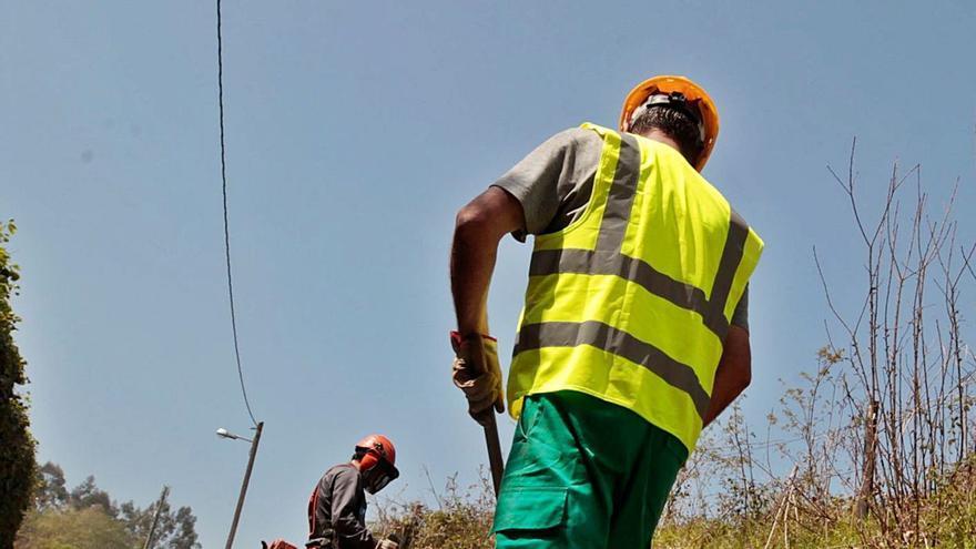 Los programas de empleo de Oviedo propiciarán 930 contratos solo este año