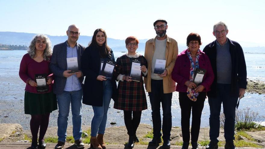 """800 estudiantes de toda Galicia recorrerán en Tirán las localizaciones de """"O último barco"""""""