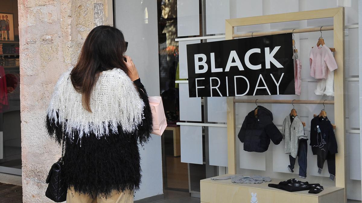 Black Friday en Alicante.