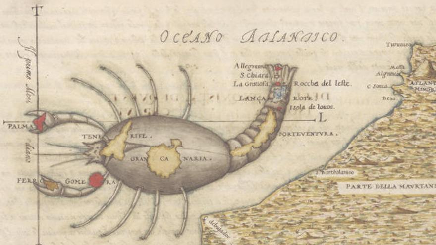 Tejera Gaspar profundiza en el paso de Colón por Canarias en su nuevo libro