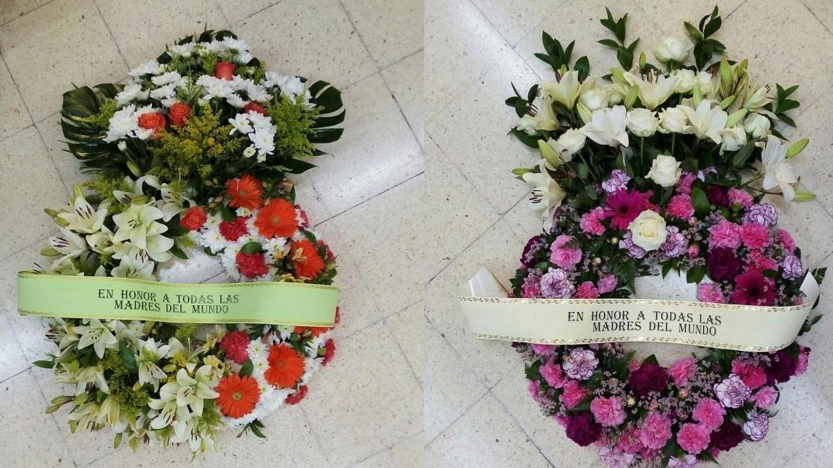 El Ayuntamiento acondiciona con coronas de flores los cementerios capitalinos con motivo del Día de la Madre .