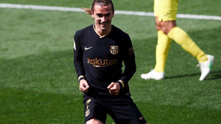 Todos los goles de la jornada 32 de LaLiga: Doblete de Griezmann para impulsar al Barcelona